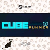 🔑Cube Runner [SteamKey\RegionFree\InstantDelivery]
