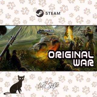 🔑Original War [SteamKey\RegionFree\InstantDelivery]