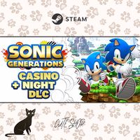 🔑Sonic Generations Collection [SteamKey\RegionFree\InstantDelivery]