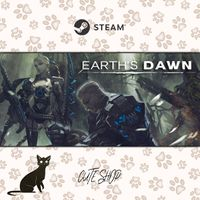 🔑EARTH'S DAWN [SteamKey\RegionFree\InstantDelivery]