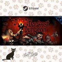🔑Darkest Dungeon [SteamKey\RegionFree\InstantDelivery]