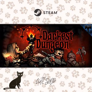 🔑Darkest Dungeon [SteamKey\RegionFree\InstantDelivery]
