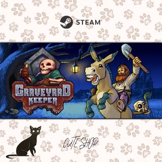 🔑Graveyard Keeper [SteamKey\RegionFree\InstantDelivery]