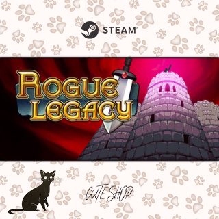 🔑Rogue Legacy [SteamKey\RegionFree\InstantDelivery]