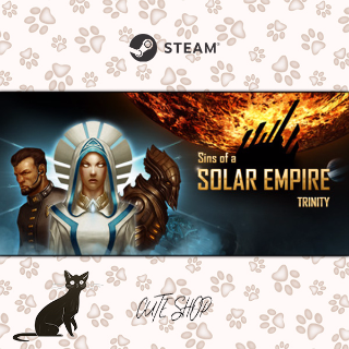 🔑Sins of a Solar Empire: Trinity [SteamKey\RegionFree\InstantDelivery]