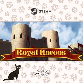 🔑Royal Heroes [SteamKey\RegionFree\InstantDelivery]