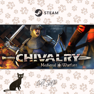 🔑Chivalry: Medieval Warfare [SteamKey\RegionFree\InstantDelivery]