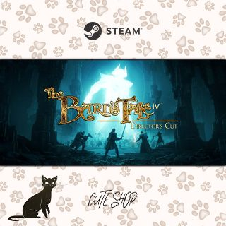 🔑The Bard's Tale IV: Director's Cut [SteamKey\RegionFree\InstantDelivery]