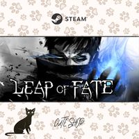 🔑Leap of Fate [SteamKey\RegionFree\InstantDelivery]