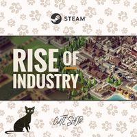 🔑Rise of Industry [SteamKey\RegionFree\InstantDelivery]