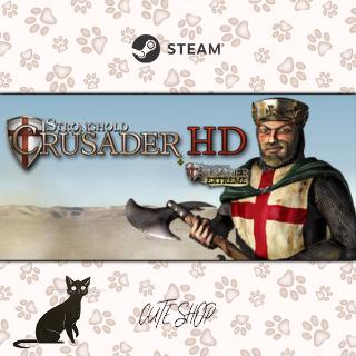 🔑Stronghold Crusader HD [SteamKey\RegionFree\InstantDelivery]