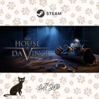 🔑The House of Da Vinci [SteamKey\RegionFree\InstantDelivery]