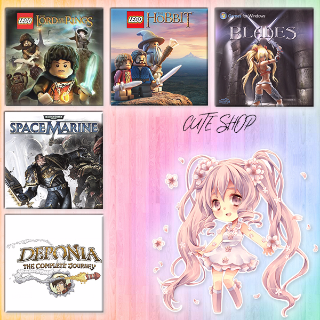 💎5 TOP GAMES of total cost $104+💎