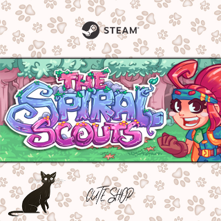 🔑The Spiral Scouts [SteamKey\RegionFree\InstantDelivery]