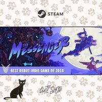 🔑The Messenger [SteamKey\RegionFree\InstantDelivery]