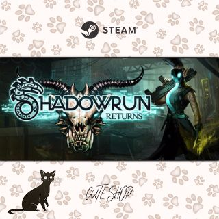 🔑Shadowrun Returns [SteamKey\RegionFree\InstantDelivery]