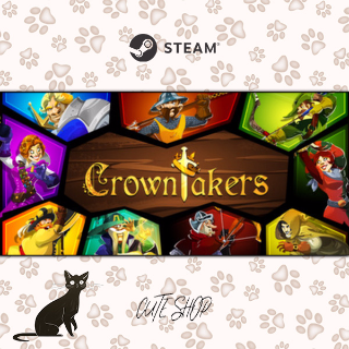 🔑Crowntakers + DLC Undead Undertakings [SteamKey\RegionFree\InstantDelivery]