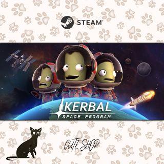 🔑Kerbal Space Program [SteamKey\RegionFree\InstantDelivery]
