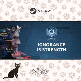 🔑Orwell: Ignorance is Strength [SteamKey\RegionFree\InstantDelivery]