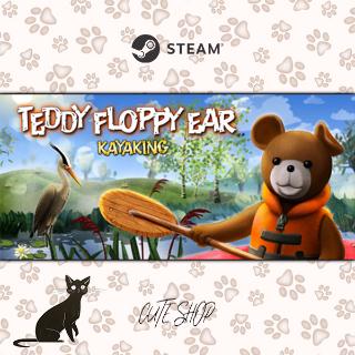 🔑Teddy Floppy Ear - Kayaking [SteamKey\RegionFree\InstantDelivery]