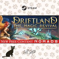 🔑Driftland: The Magic Revival [SteamKey\RegionFree\InstantDelivery]
