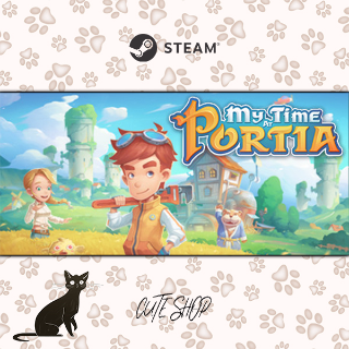 🔑My Time At Portia [SteamKey\Europe+N.America\InstantDelivery]