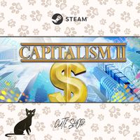 🔑Capitalism 2 [SteamKey\RegionFree\InstantDelivery]