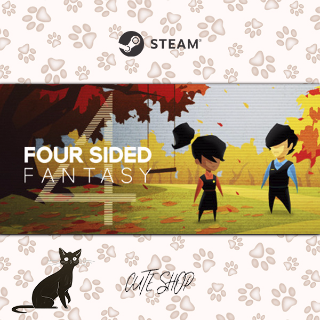🔑Four Sided Fantasy [SteamKey\RegionFree\InstantDelivery]