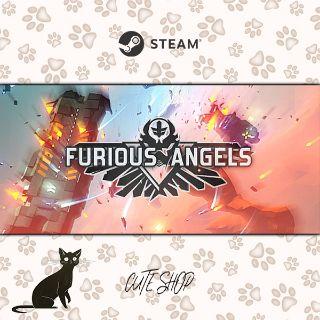 🔑Furious Angels [SteamKey\RegionFree\InstantDelivery]