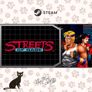 🔑Streets of Rage [SteamKey\RegionFree\InstantDelivery]