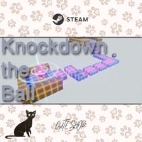 🔑Knockdown the Ball [SteamKey\RegionFree\InstantDelivery]
