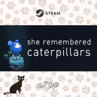 🔑She Remembered Caterpillars [SteamKey\RegionFree\InstantDelivery]