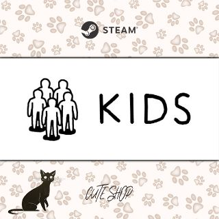 🔑KIDS [SteamKey\RegionFree\InstantDelivery]