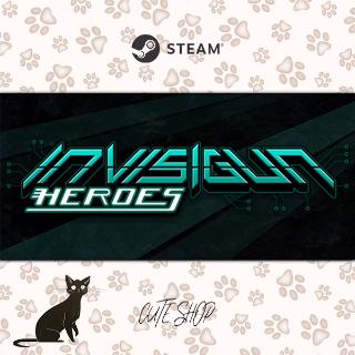 🔑Invisigun Heroes [SteamKey\RegionFree\InstantDelivery]