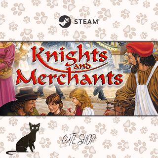 🔑Knights and Merchants [SteamKey\RegionFree\InstantDelivery]