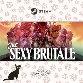 🔑The Sexy Brutale [SteamKey\RegionFree\InstantDelivery]