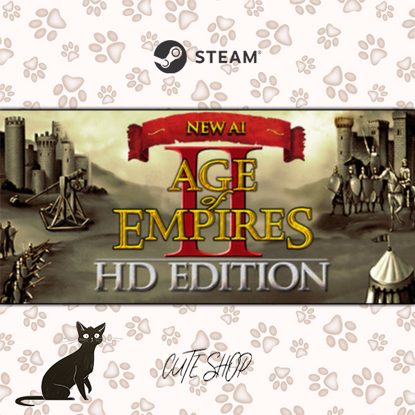 Age of Empires II HD [SteamKey\RegionFree\InstantDelivery