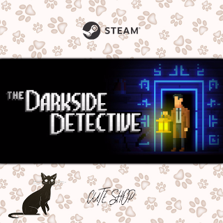 🔑The Darkside Detective [SteamKey\RegionFree\InstantDelivery]