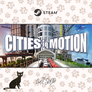 🔑Cities in Motion [SteamKey\RegionFree\InstantDelivery]