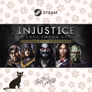 🔑Injustice: Gods Among Us Ultimate Edition [SteamKey\RegionFree\InstantDelivery]