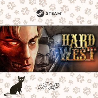 🔑Hard West [SteamKey\RegionFree\InstantDelivery]