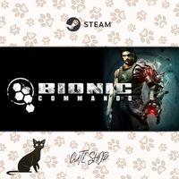 🔑Bionic Commando [SteamKey\RegionFree\InstantDelivery]