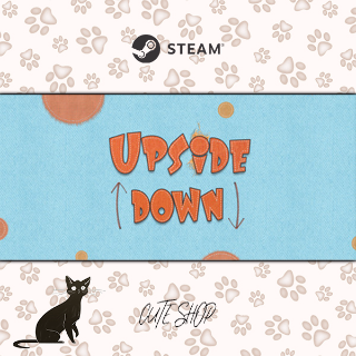 🔑Upside Down [SteamKey\RegionFree\InstantDelivery]