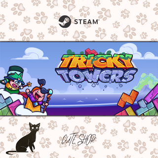 🔑Tricky Towers [SteamKey\RegionFree\InstantDelivery]