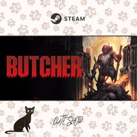 🔑BUTCHER [SteamKey\RegionFree\InstantDelivery]