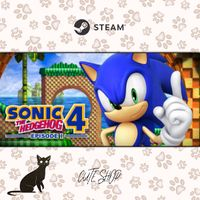 🔑Sonic the Hedgehog 4 - Episode I [SteamKey\RegionFree\InstantDelivery]