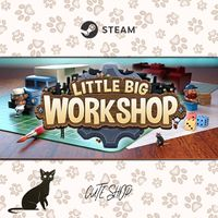 🔑Little Big Workshop [SteamKey\RegionFree\InstantDelivery]