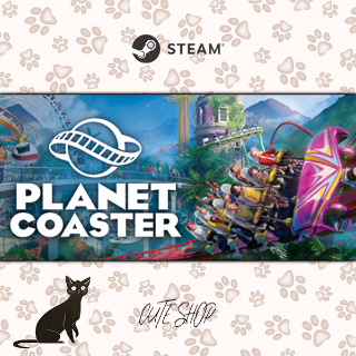 🔑Planet Coaster [SteamKey\RegionFree\InstantDelivery]