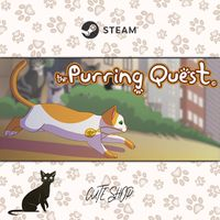 🔑The Purring Quest [SteamKey\RegionFree\InstantDelivery]