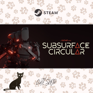 🔑Subsurface Circular [SteamKey\RegionFree\InstantDelivery]